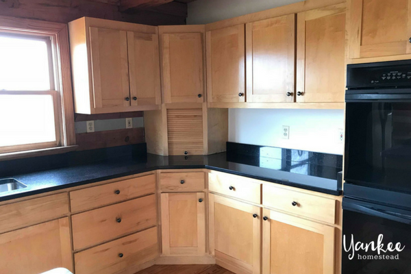 Help Me Makeover Our New Kitchen | Yankee Homestead