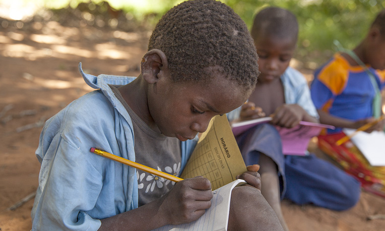 Teach a child to read and write