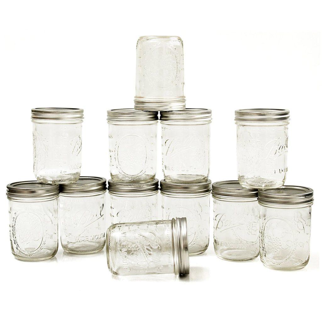 Best Nontoxic Food Storage: Mason Jars | Yankee Homestead