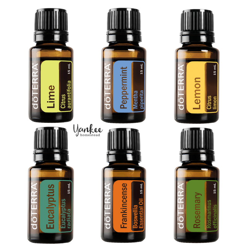 More Essential Oils for Respiratory Support
