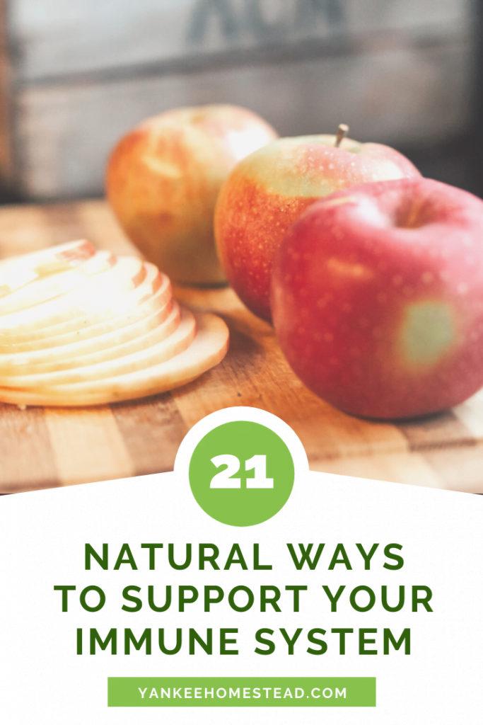 21 All-Natural Ways to Support Your Immune System | Yankee Homestead