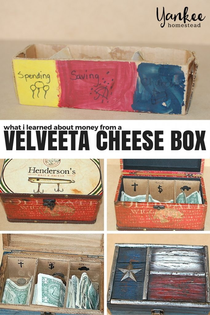 What I Learned about Money from a Velveeta Cheese Bank