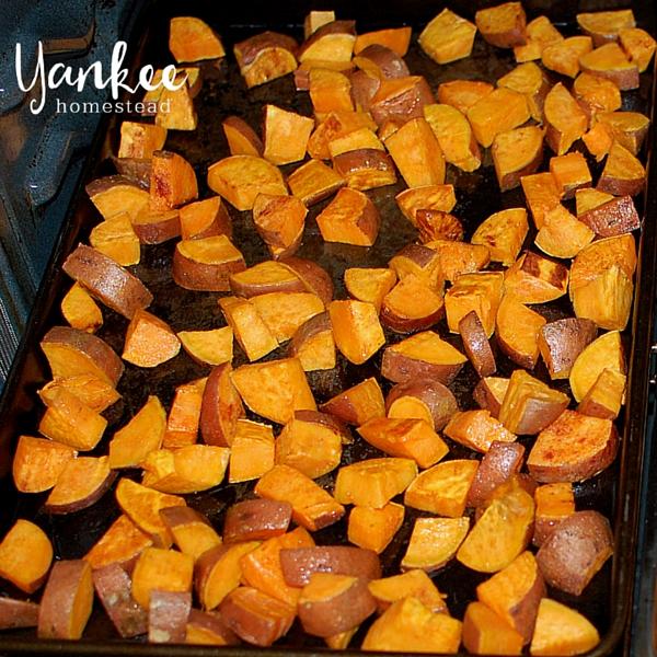 Roasted Veggies | Yankee Homestead