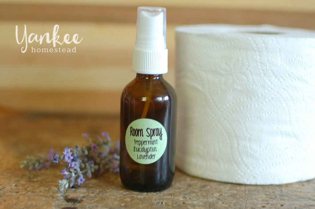Looking for an easy homemade air freshener? Try this DIY Room Spray!