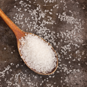 You're Probably Not Getting Enough Unrefined Sea Salt