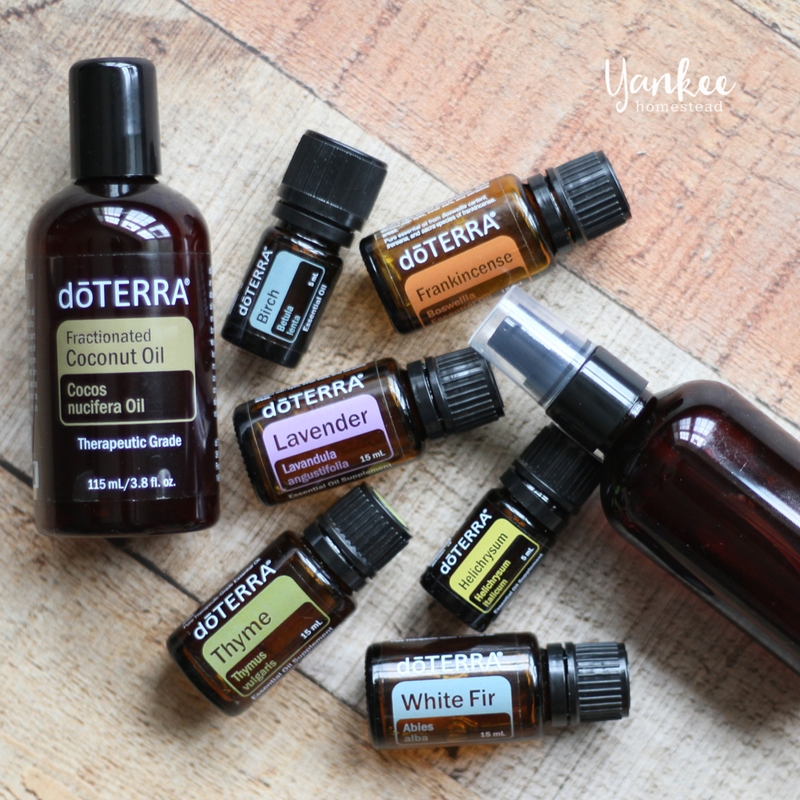 Essential Oils for the Sciatic Nerve