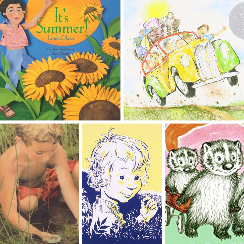 9 Favorite Children's Books for Summer