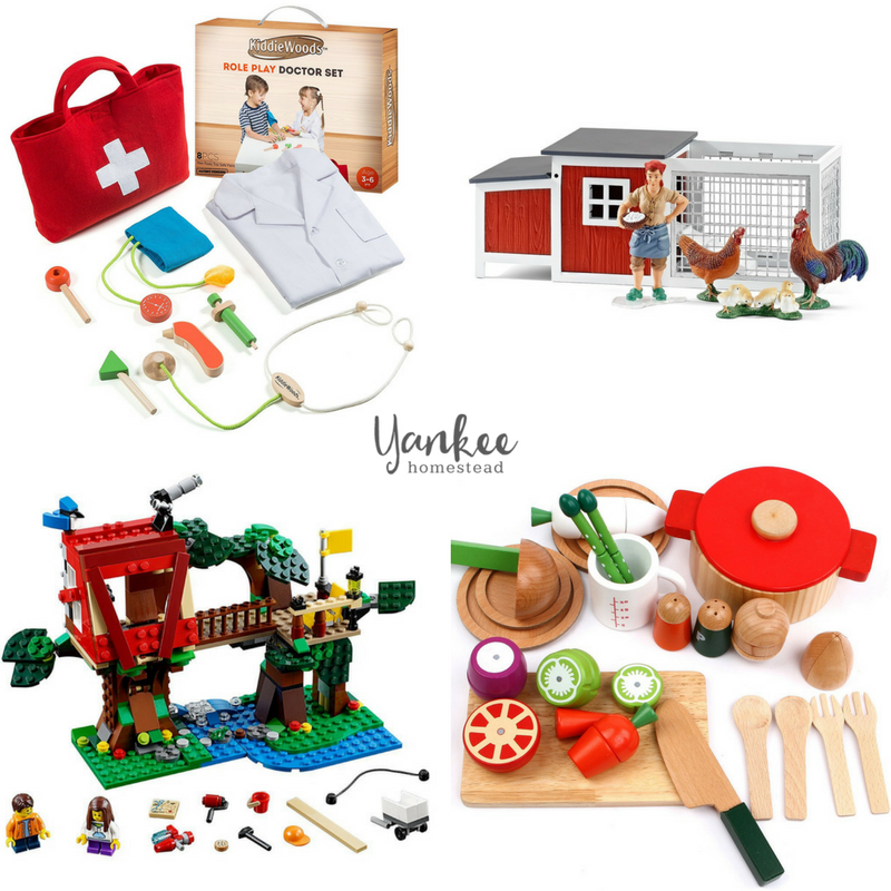 Best Toys for Creative Play