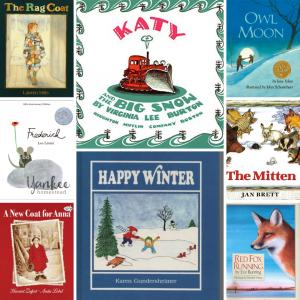 Favorite Winter Books for Children