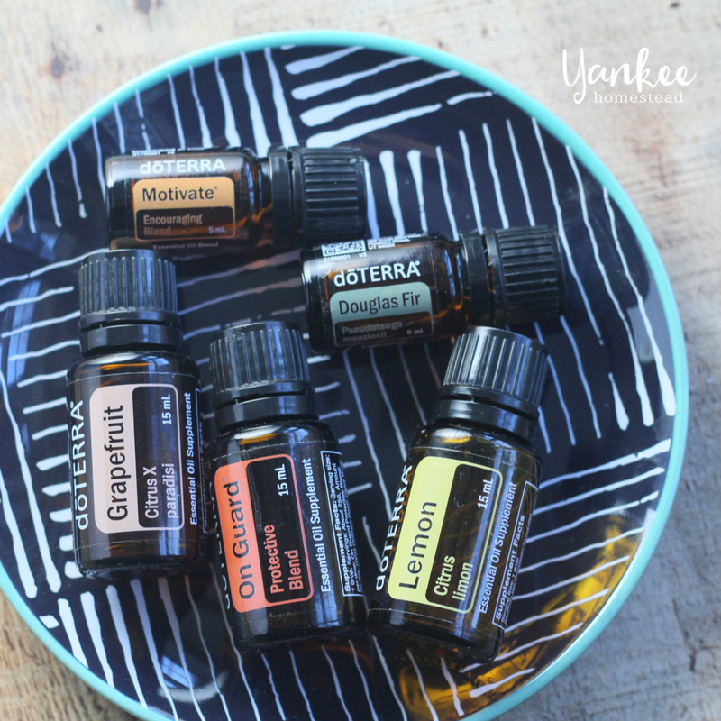 Winter Diffuser Blends | Yankee Homestead
