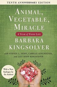 Books for Real Foodies: Animal, Vegetable, Miracle | Roots & Boots