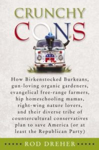 Books for Real Foodies: Crunchy Cons | Roots & Boots