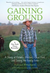 Books for Real Foodies: Gaining Ground | Roots & Boots