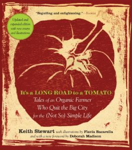 Books for Real Foodies: It's a Long Road to a Tomato | Roots & Boots