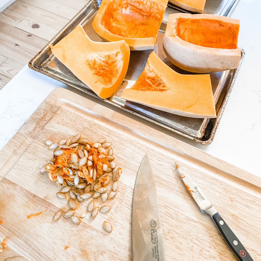 The Best Way to Save Squash Seeds | Roots & Boots