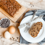 Paleo Chocolate Chip Pumpkin Bread | Roots & Boots