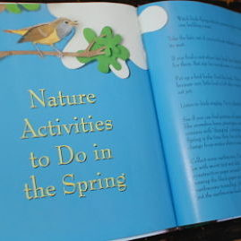 nature activities from It's Spring
