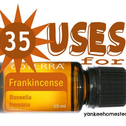 35 Uses for Frankincense