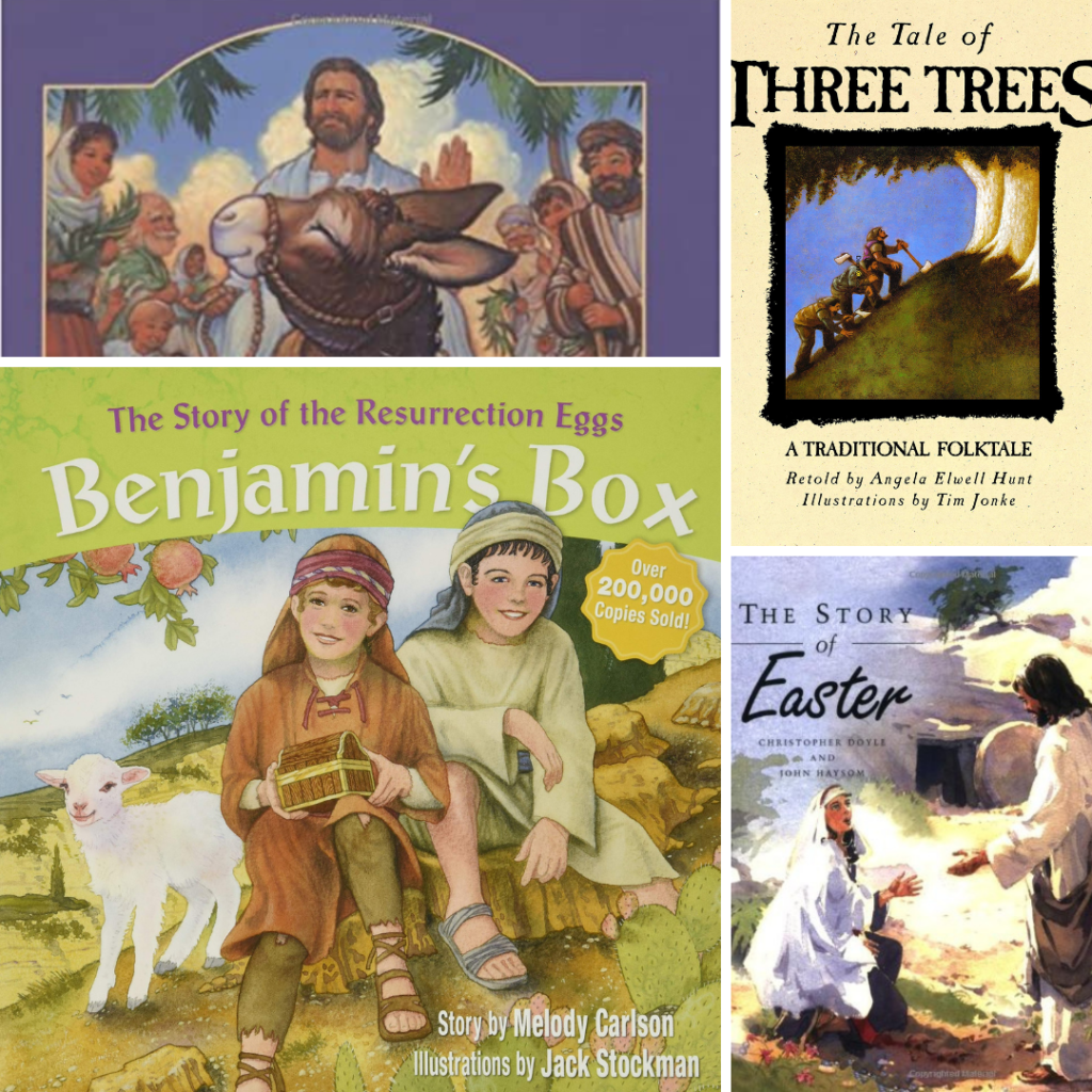 Favorite Children's Books for Easter | Roots & Boots