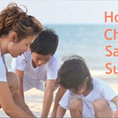 How to Choose Safer Sunscreen