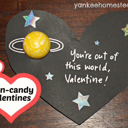 You're Out of This World, Valentine!