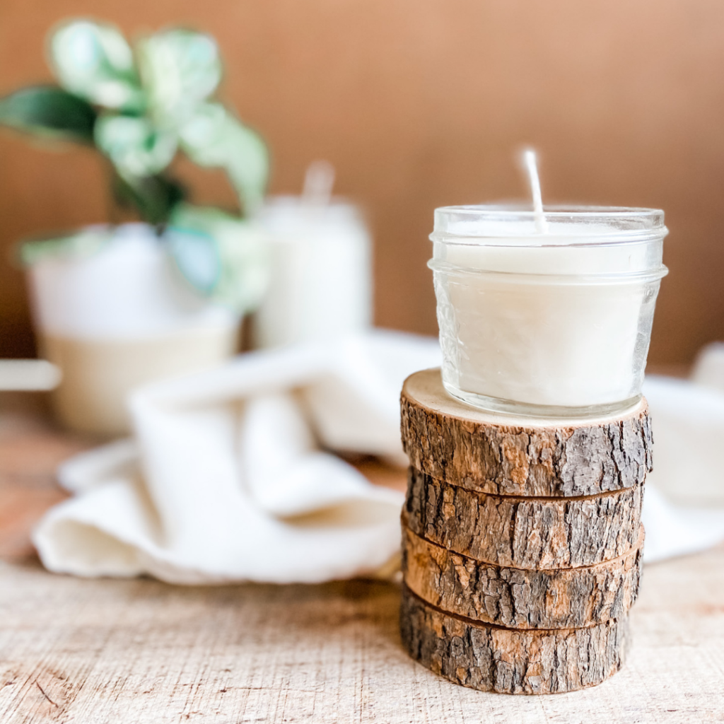 How to Make Beeswax Candles | Roots & Boots