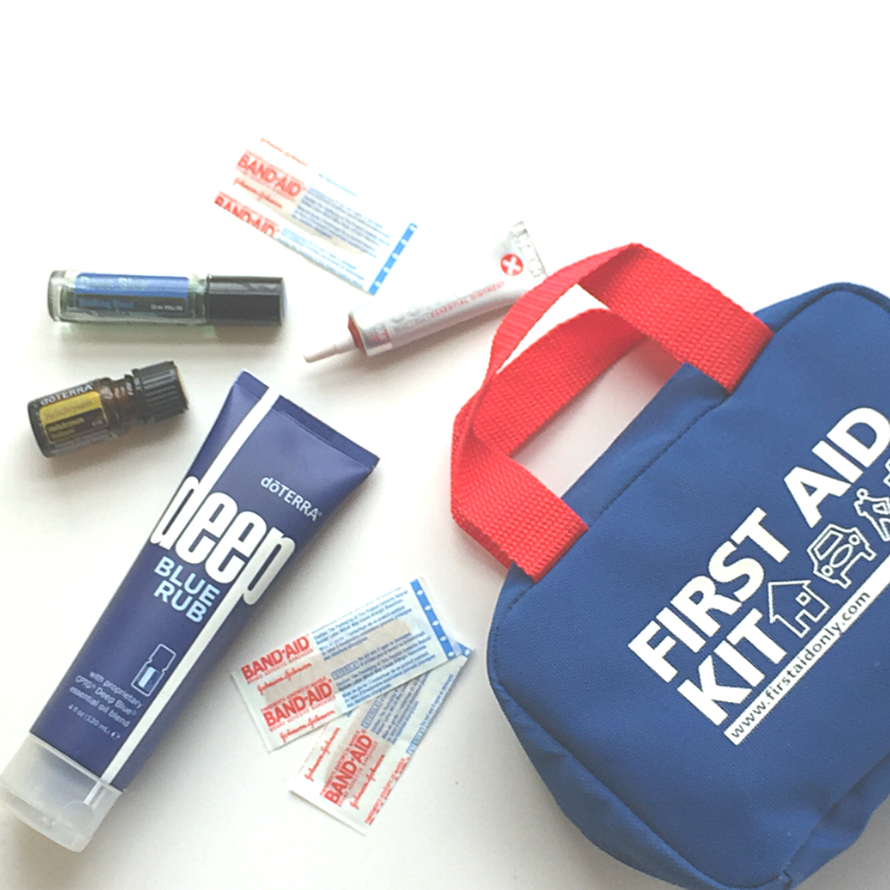 How to Stock Your Natural First Aid Kit for Summer