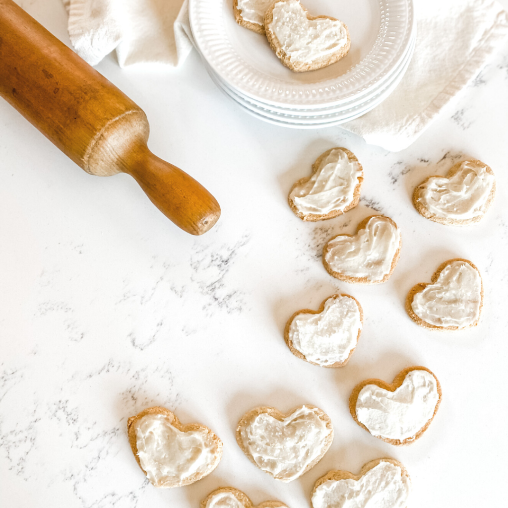 Real Deal Paleo Sugar Cookies | Roots & Boots